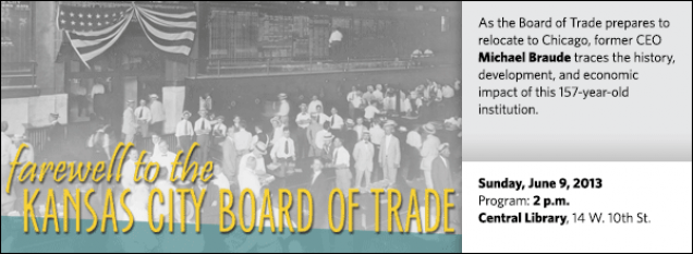 As the Board of Trade prepares to relocate to Chicago, former CEO Michael Braude traces the history, development, and economic impact of this 157-year-old institution.