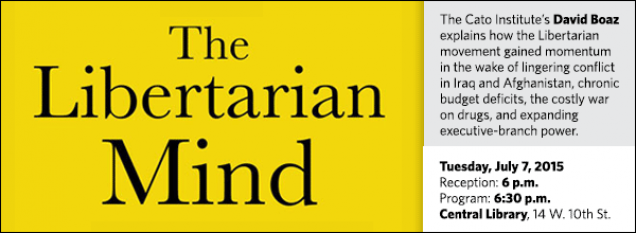 The Cato Institute's David Boaz explains how the Libertarian movement gained momentum in the wake of lingering conflict in Iraq and Afghanistan, chronic budget deficits, the costly war on drugs, and expanding executive-branch power.