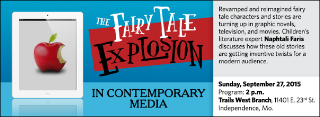 Revamped and reimagined fairy tale characters and stories are turning up in graphic novels, television, and movies. Children's literature expert Naphtali Faris discusses how these old stories  are getting inventive twists for a modern audience.