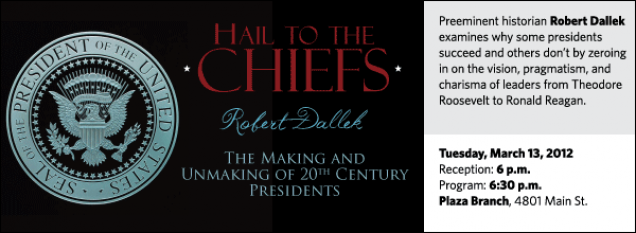 Preeminent historian Robert Dallek examines why some presidents succeed and others don't by zeroing in on the vision, pragmatism, and charisma of leaders from Theodore Roosevelt to Ronald Reagan.