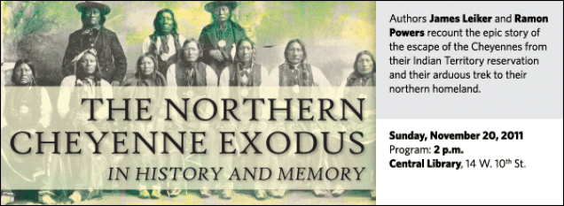 Authors James Leiker and Ramon Powers recount the epic story of the escape of the Cheyennes from their Indian Territory reservation and their arduous trek to their northern homeland.