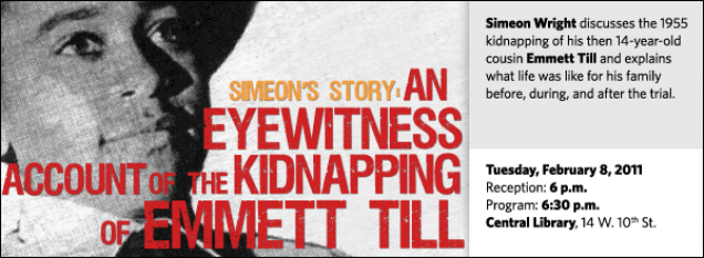 Simeon Wright Simeons Story An Eyewitness Account Of The