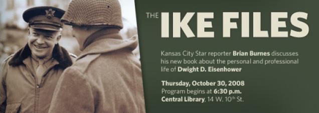 Brian Burnes: The Ike Files