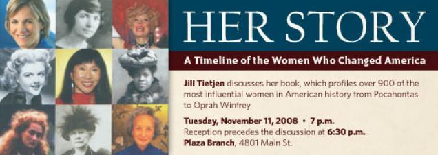 Jill Tietjen: Her Story