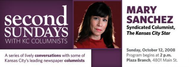 Second Sundays with KC Columnists: Mary Sanchez