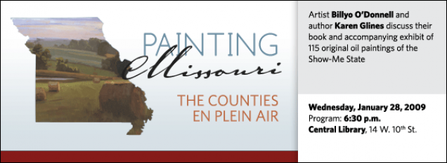 Painting Missouri: Billyo O'Donnell and Karen Glines