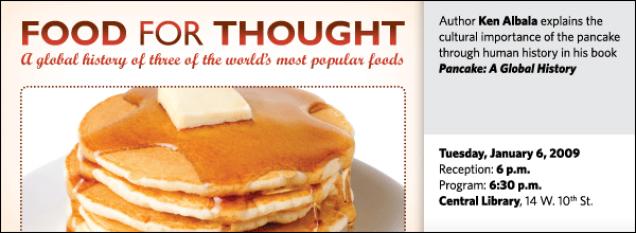 Pancake: A Global History