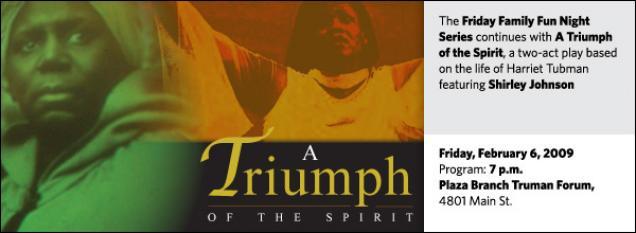 A Triumph of the Spirit
