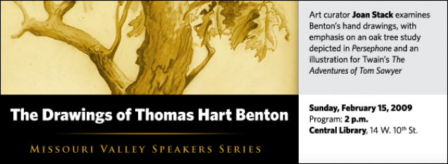 The Drawings of Thomas Hart Benton