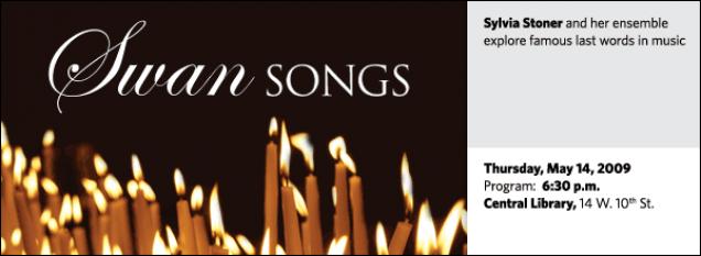 Sylvia Stoner: Swan Songs