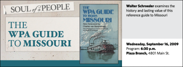Walter Schroeder examines the history and lasting value of this reference guide to Missouri