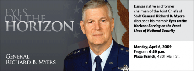 General Richard B. Myers: Eyes on the Horizon