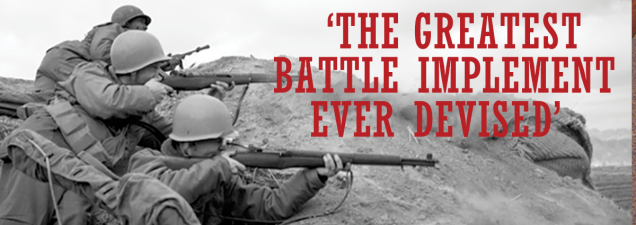 Thomas E. Ward of the U.S. Army Command and General Staff College traces the history and impact of a weapon that occupies a special place in our country's military history. Development of M1 Garand rifle was rocky. But once it reached World War II battlefields, it became a game-changer.