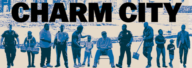 Marilyn Ness' documentary Charm City offers an intimate portrait of those struggling to effect positive change in a troubled Baltimore in the three years before, during, and after the rioting sparked by the death of Freddie Gray in April 2015. The 2018 film is screened and discussed.