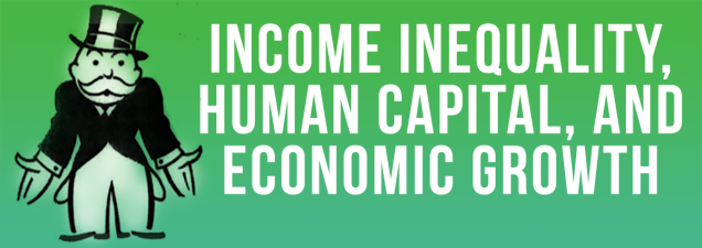 """Economist Kevin M. Murphy examines the factors behind America's rising income inequality – the gap between the """"haves"""" and """"have-nots"""" has widened to a point not seen since the 1920s – and offers solutions."""