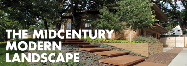 Looking for a bold way to redefine the spaces outside your home? Award-winning gardening journalist Ethne Clarke offers a fresh guide – with some historical context – in a discussion of her book The Midcentury Modern Landscape.