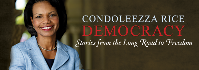 Condoleezza Rice At Kansas City Library