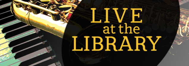In the contemporary elegance of the Central Library's fifth-floor Helzberg Auditorium, saxophonist Vince Gnojek and pianist Holly Page present a selection of works ranging from classic Gershwin tunes to more recent arrangements by a trio of composers with University of Kansas roots.