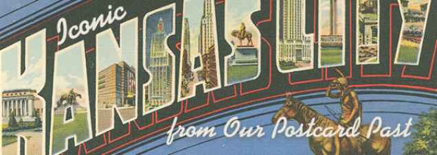 In conjunction with a reprise of the Library's award-winning Greetings from Kansas City exhibit of vintage postcards, Steve Noll of the Jackson County Historical Society leads an illustrated walk through Kansas City's postcard past.