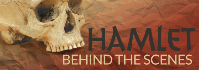 The Heart of America Shakespeare Festival's four-part series of inside-the-play presentations focuses on its summer production of the masterful, revenge-tinged tragedy Hamlet. This week: Putting on the Show by HASF's executive artistic director, Sidonie Garrett, and cast members.