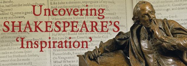 Researcher Dennis McCarthy discusses this year's discovery of a lifetime by him and an academic colleague – that Shakespeare apparently drew repeatedly in his works from an unpublished, late-1500s manuscript. The literary sleuths employed plagiarism-detecting software.