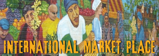 Bobbi Baker, president and CEO of the Northeast Kansas City Chamber of Commerce, discusses efforts to re-brand Independence Avenue and its array of ethnic restaurants and grocery, jewelry, and apparel stores as Kansas City's International Market Place.