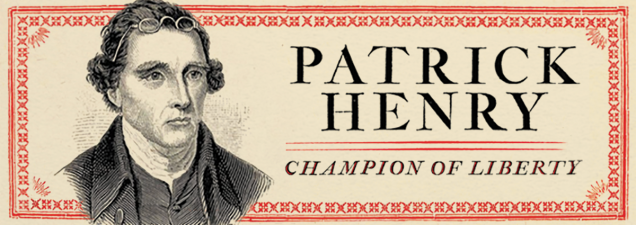 Image result for patrick henry