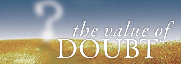Former Kansas City Star columnist and longtime religion writer Bill Tammeus discusses his new book, The Value of Doubt, in which he takes on the self-certitude of religious zealotry. In truth, he says, healthy faith embraces doubt.