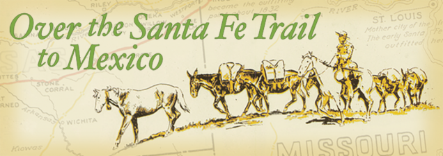 In a discussion of Over the Santa Fe Trail to Mexico: The Travel Diaries & Autobiography of Dr. Rowland Willard, which she edited, New Mexico Deputy State Librarian Joy L. Poole recounts the richly detailed journey of a young physician over the Santa Fe Trail beginning in 1825.