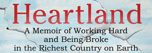 Drawing from her poignant new memoir – one of 10 nonfiction works on the longlist for a 2018 National Book Award – Sarah Smarsh discusses her upbringing on a struggling Kansas farm and the corrosive impact that intergenerational poverty can have on individuals, families, and communities.