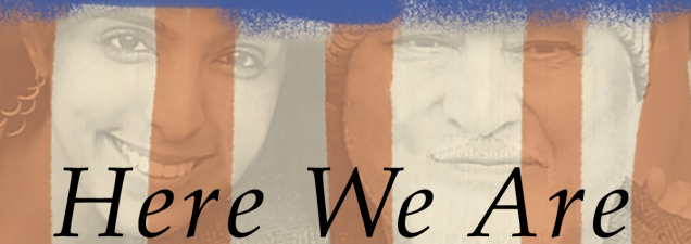 Aarti Shahani recounts her family's wrenching immigration story in a discussion of her new memoir Here We Are. As she advanced to a career as an award-winning National Public Radio correspondent, her father landed – unjustly – in prison on Rikers Island and in danger of deportation.