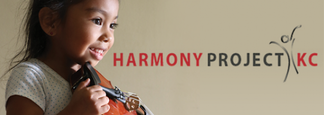 Harmony Project founder Margaret Martin discusses the acclaimed, music-based youth development program that first targeted students in underserved areas of Los Angeles and now is impacting lives in Kansas City.