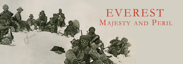 Noted explorer, anthropologist, and best-selling author Wade Davis illuminates the dangers inherent in challenging the Mount Everest in Into the Silence, the definitive story of the party of British adventurers who survived the trenches of World War I and went on to risk their lives on Everest in 1924. Two, including famed climber George Mallory, were lost on the expedition.