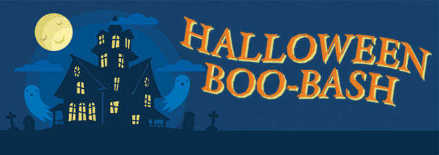 Get a head start on Halloween, enjoying games, a haunted house, face painting, and trick-or-treating in the Kid Corner of the Plaza Branch. Yes, you can come in costume! For all ages.
