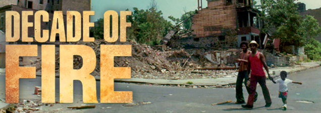 As part of the Indie Lens Pop-Up film series, the Library and KCPT-Kansas City PBS screen the 2019 documentary on the decade-long series of fires that devastated the South Bronx area of New York – but not the spirit of its residents – in the 1970s. A discussion follows.