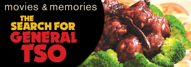 The Library continues its movie series for individuals with dementia, their friends, and families with the lighthearted documentary The Search for General Tso (2014; 71 min.).