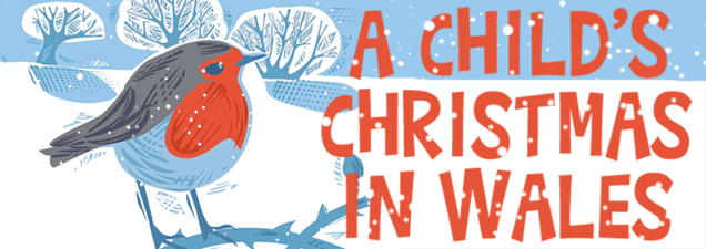A Childs Christmas In Wales.A Child S Christmas In Wales Kansas City Public Library
