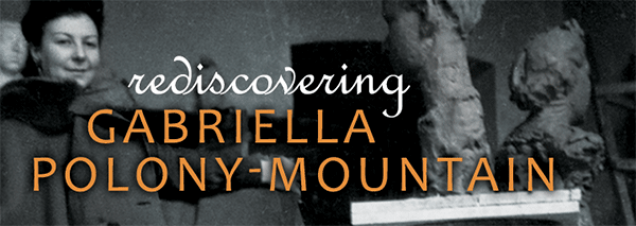 The University of Central Missouri's Christian Cutler discusses one of Kansas City's most talented and diverse – yet unsung – artists, Gabriella Polony-Mountain. An exhibit of her work opens in winter 2015 in the Library's new Rocky and Gabriella Mountain Gallery.