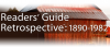 Readers' Guide Retrospective: 1890-1982